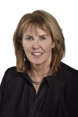 Bernadette Mitchell, Chair Board of Trustees